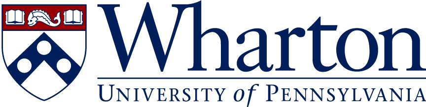 Logo for The Wharton School