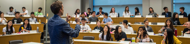 2021年宾大沃顿商学院夏校:Wharton Global Youth Program