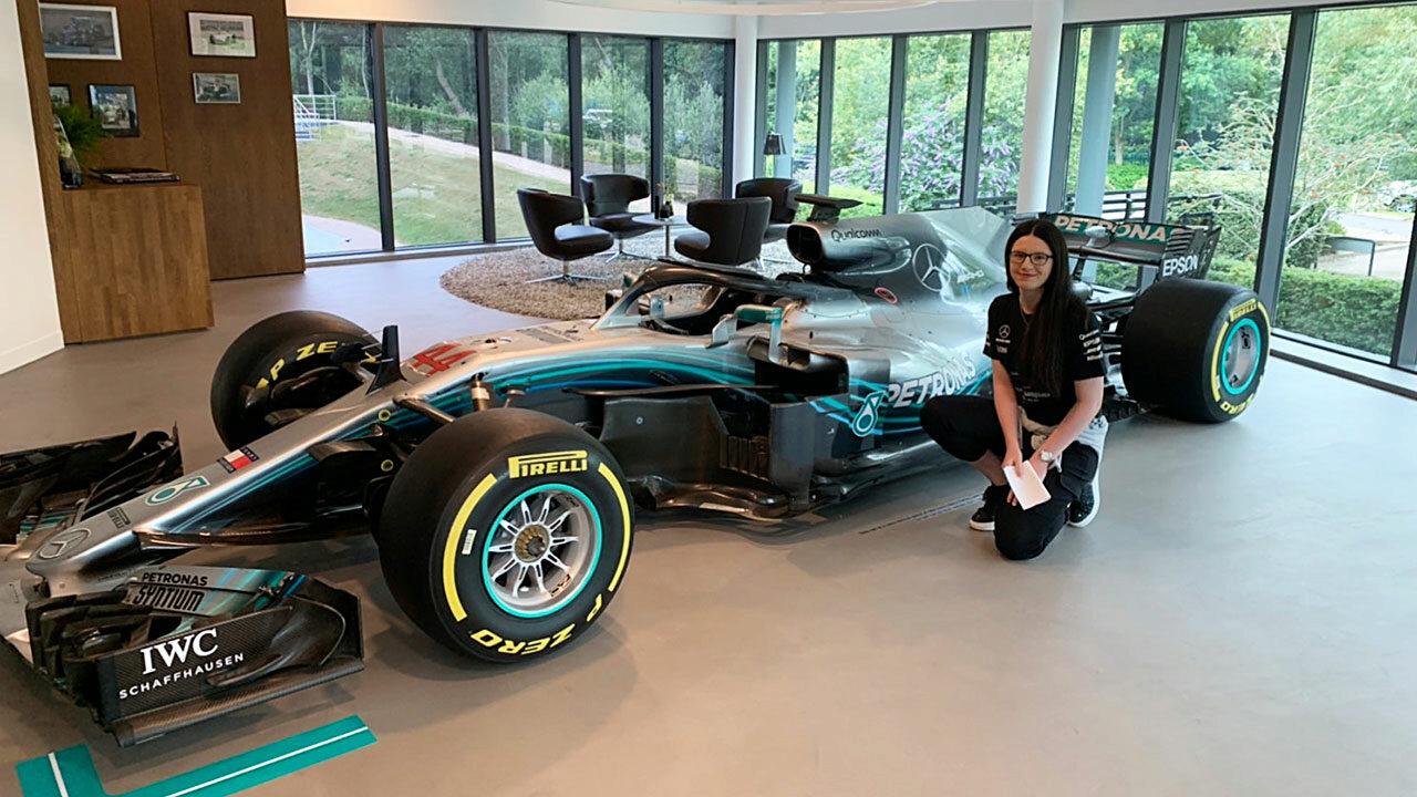 Student Essay Landing A Summer Internship With Formula One Kwhs